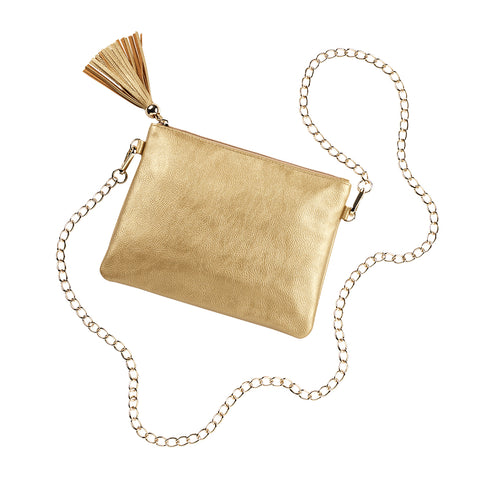 Gold Kendall Purse