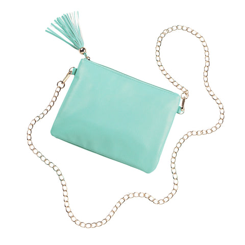 Sea Mist Kendall Purse