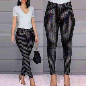 Women Casual Hot Drill Trousers
