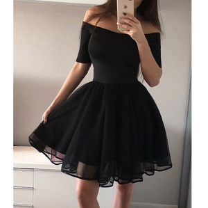 Women'S Sexy One-Shouldered Princess Dress