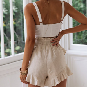 Backless Sexy Sling Top