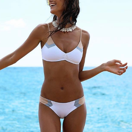 Fashion Two-Piece Bikini Swimsuit