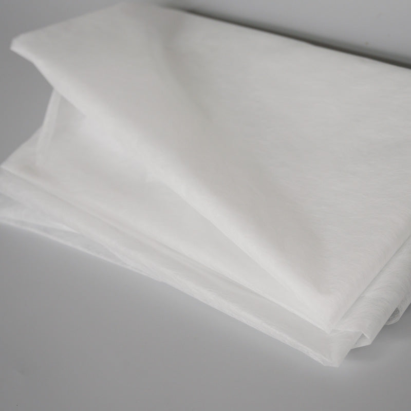 Super-soft wiping fabric