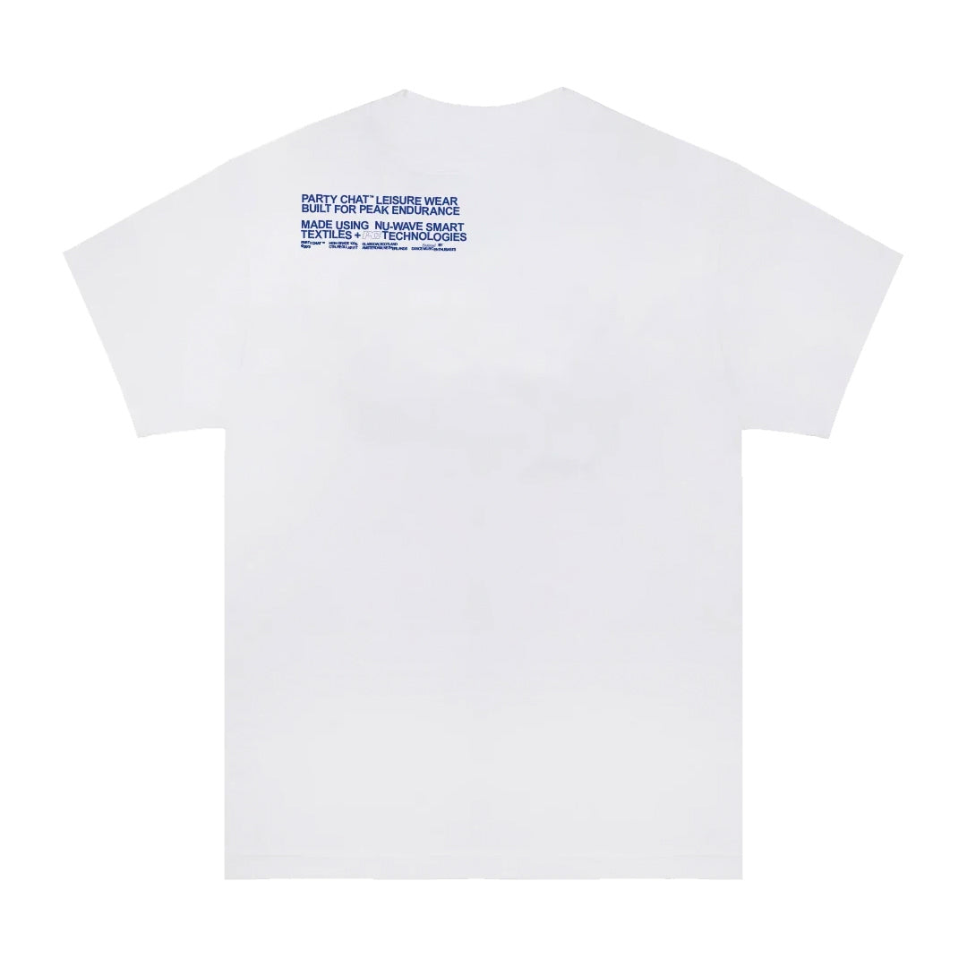 Peak Endurance White S/S