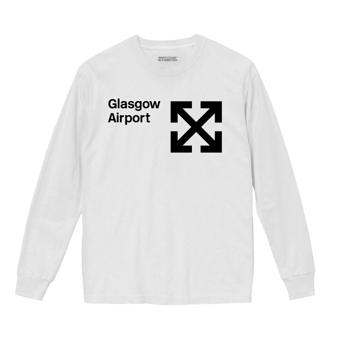 Glasgow Airport Long Sleeve