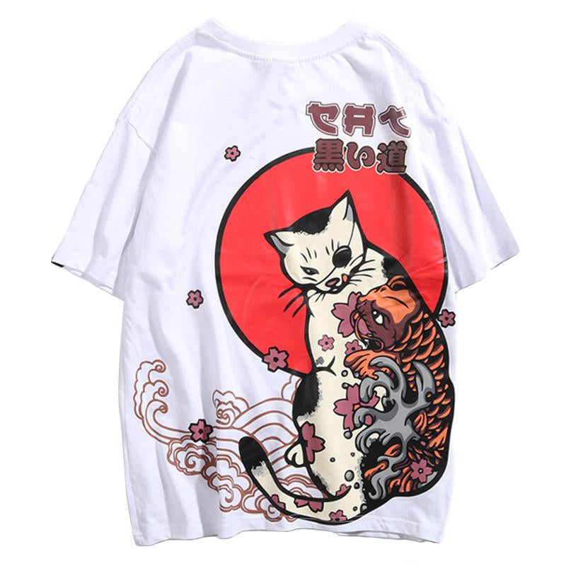 Camiseta Lifecat