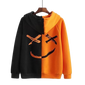 Sudadera Split Smiley