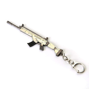 Limited Time FREE Sniper or SCAR Battle Royale Key Chain