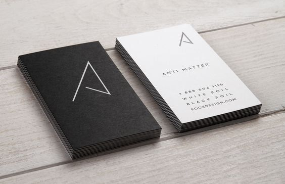 Business Card Double