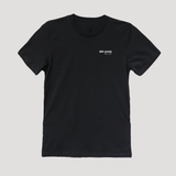 dp lowercase logo T-SHIRT - BLACK