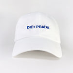 DP ACCÉNT LOGO HAT - WHITE