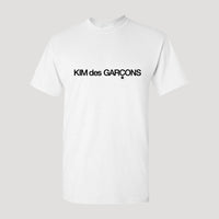 KdG T-SHIRT - WHITE
