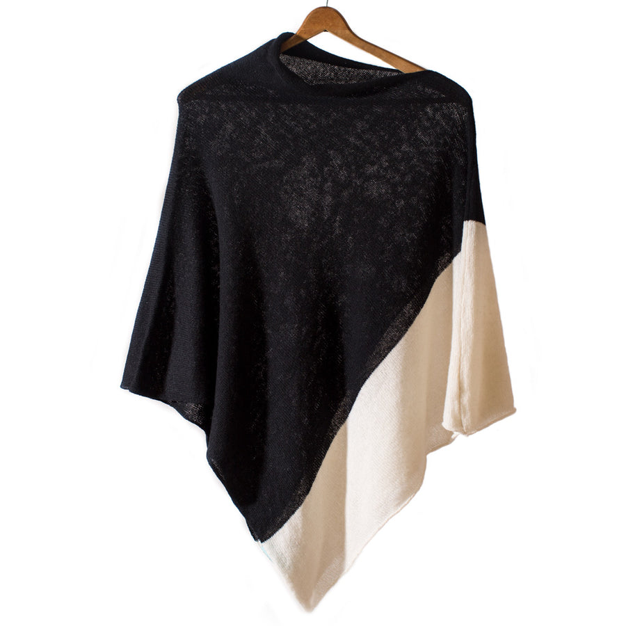 The Desert Night Poncho