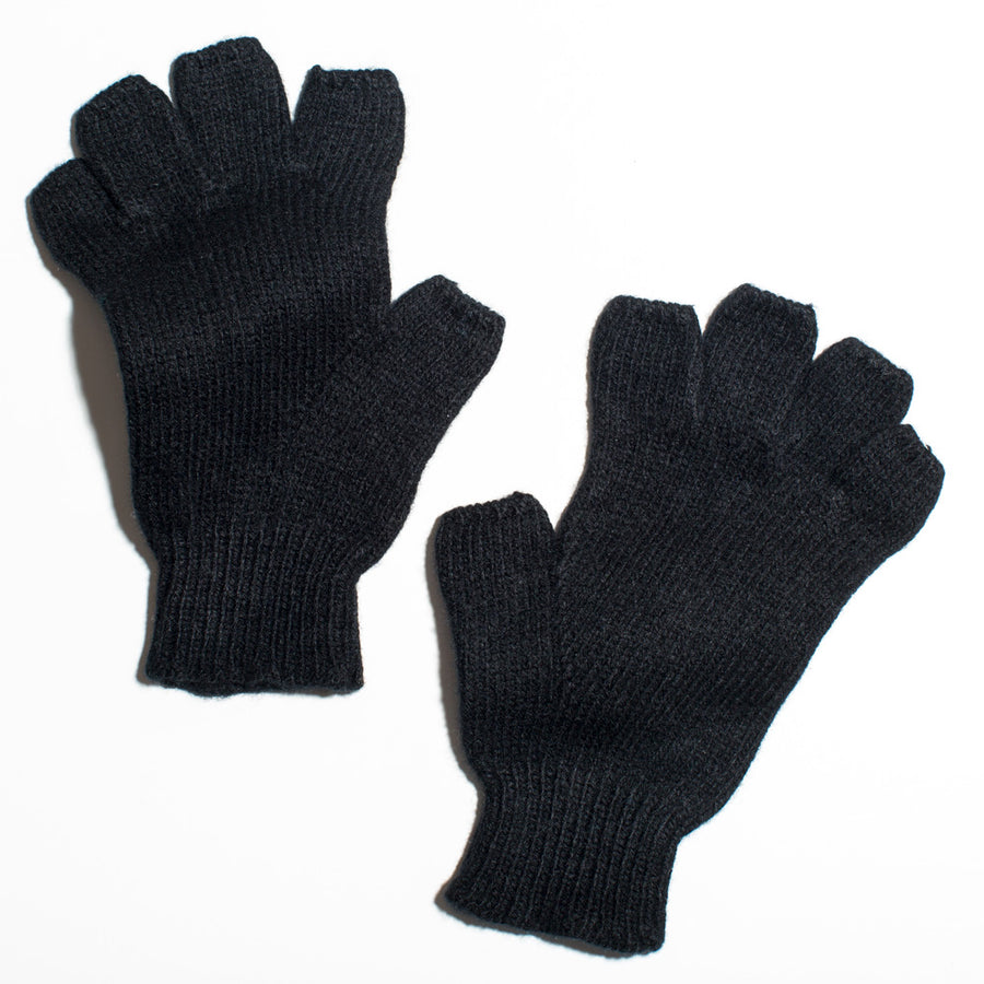 The Fingerless Gloves