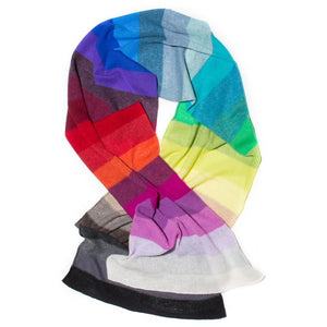 The Rainbow Scarf