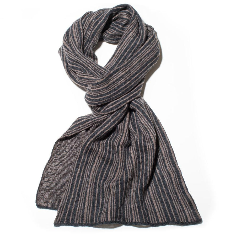 The Striped Scarf