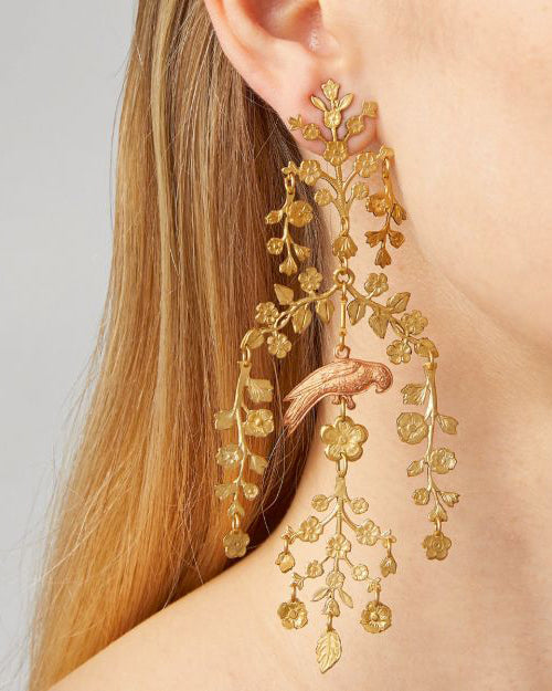 Jardiniere Earrings