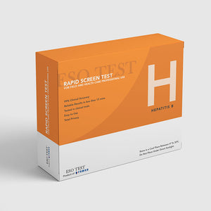 Hepatitis B (HBsAG) Rapid Screen Test Rapid 5 in 1 Screen Test