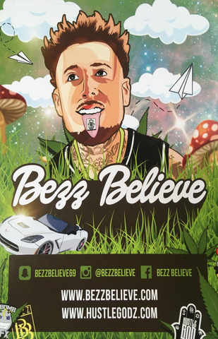 Poster Pack - BezzBelieve