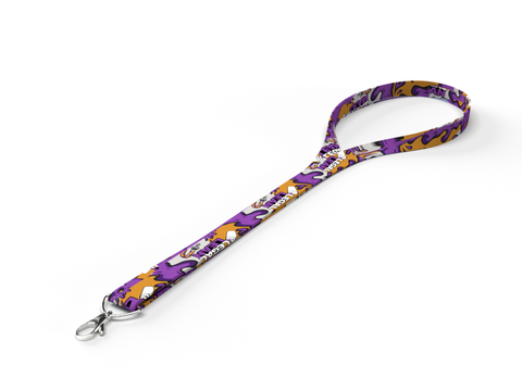 Legal Lean Lanyard - BezzBelieve