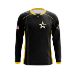 Army Esports Gold Star Long-Sleeve Jersey
