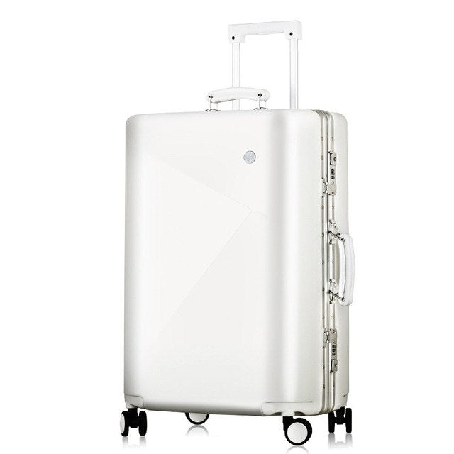 Sleek Spinner Wheels Luggage