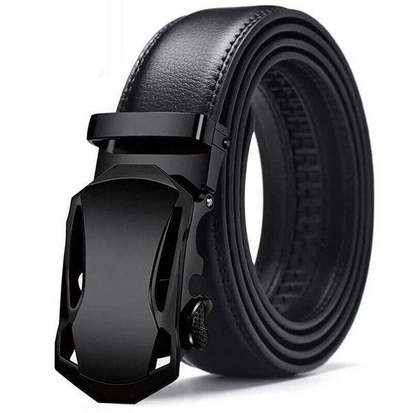 Geniune Lether Buckel Belt