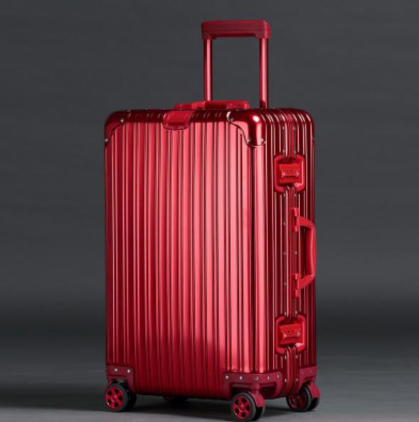 Aluminium Spinner Wheels Suitcase