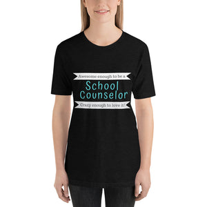 Awesome Counselor Tee (multiple colors)
