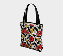 Load image into Gallery viewer, Tote Bag - Nectar of Life (Noire), Tote Bag, Bohemian Haven LLC., Bohemian Haven LLC.