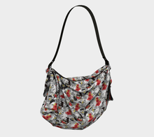 Load image into Gallery viewer, Origami Tote - Don't forget your crown, Tote bag, Bohemian Haven LLC., Bohemian Haven LLC.