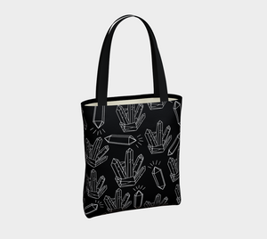 Tote Bag - The Cleansing (Noire), Tote Bag, Bohemian Haven LLC., Bohemian Haven LLC.