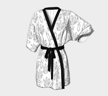 Load image into Gallery viewer, Kimono Robe - The Cleansing, robe, Bohemian Haven LLC., Bohemian Haven LLC.