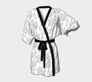 Kimono Robe - The Cleansing, robe, Bohemian Haven LLC., Bohemian Haven LLC.