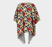 Load image into Gallery viewer, Draped Kimono - Nectar of life, Draped Kimono, Bohemian Haven LLC., Bohemian Haven LLC.