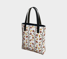 Load image into Gallery viewer, Tote Bag - Lei with me (Blanche), Tote bag, Bohemian Haven LLC., Bohemian Haven LLC.