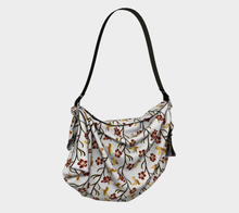 Load image into Gallery viewer, Origami Tote - Lei with me (Blanche), Tote bag, Bohemian Haven LLC., Bohemian Haven LLC.