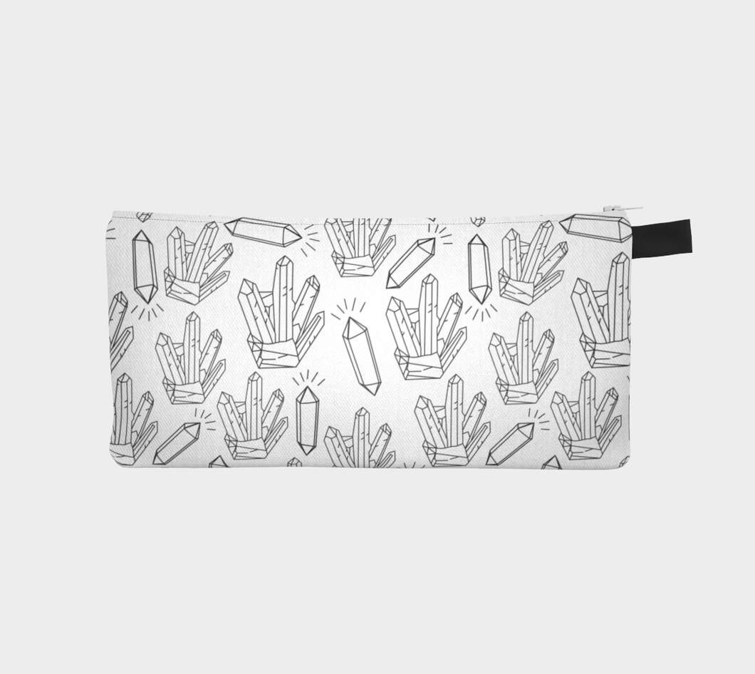 Pencil Case - The Cleansing, accessories bag, Bohemian Haven LLC., Bohemian Haven LLC.