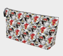 Load image into Gallery viewer, Makeup Bag - Don't forget your crown, Makeup Bag, Bohemian Haven LLC., Bohemian Haven LLC.
