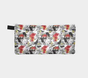 Pencil case - Don't forget your crown, accessories bag, Bohemian Haven LLC., Bohemian Haven LLC.