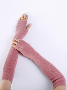 Luluslike Knitted 7 Colors Sleevelet Accessories