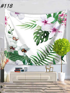 General-purpose Plant Printed Blanket #103