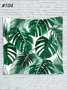 General-purpose Plant Printed Blanket #104