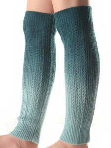 Luluslike Bohemia 8 Colors Knitting Over Knee-high Stocking
