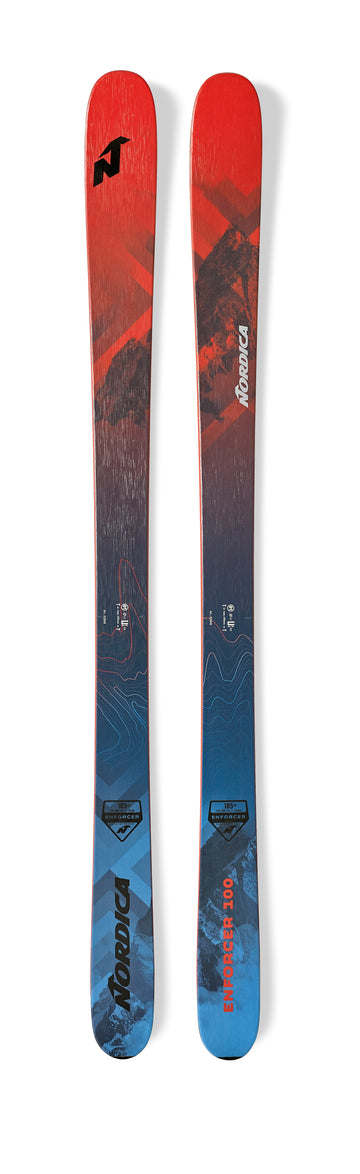 2020 Nordica Enforcer 100 - All Mountain Skis
