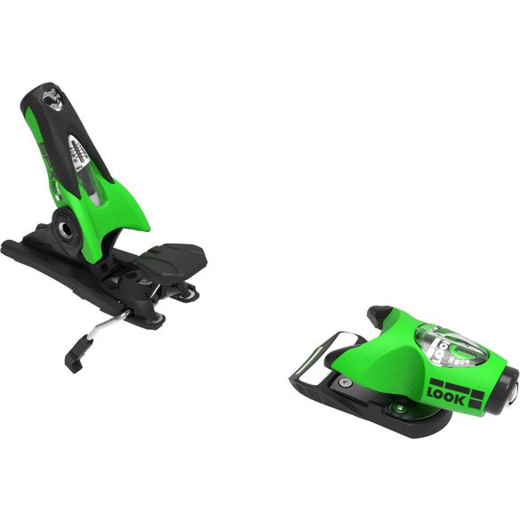 SPX 15 Rockerace Green LTD Race Bindings | Limited Addition Race Bindings