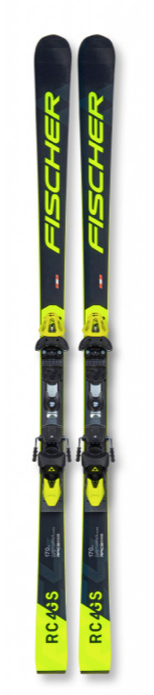 2021 Fischer RC4 WC GS JR | Junior Giant Slalom Skis  - Race Skis