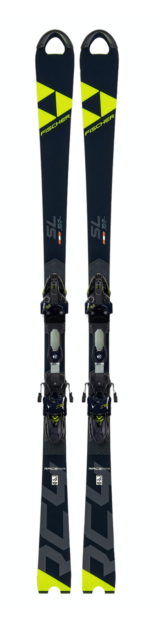 2020 RC4 Fischer WC SL Curv Booster Race Skis - Bindings not included
