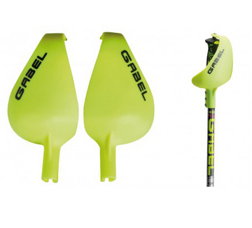Gabel World Cup Slalom Pole Guards Jr.