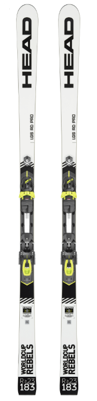 Head WorldCup Rebels I.GS RD Pro | 2020 USSA GS Skis